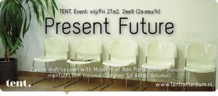 Present Future Banner (2009)