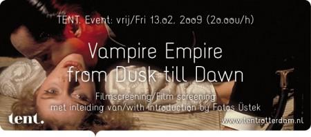 Vampire Empire Banner (2009)